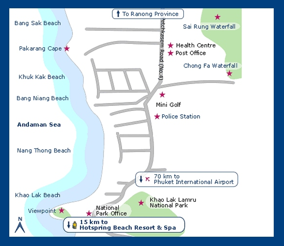 The Hotspring Beach Resort Spa Phang Nga